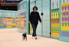 VINCI St. Modwen creates colourful routes in Nine Elms with New Covent Garden Market art installation