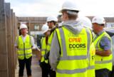 St. Modwen opens its doors to inspire careers in construction